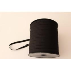 Памучен ширит 5мм черен