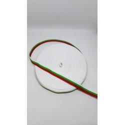 Трикольорна лента 15мм