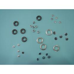капси метални 4,9 мм