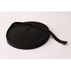 Ластик тъкан - черен