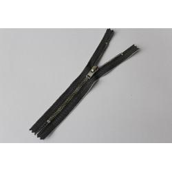 Цип за дънки Т4 индиго - никел
