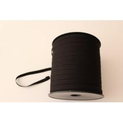 Памучен ширит 10мм черен