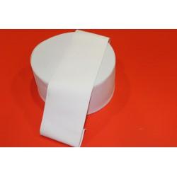 Ластик тъкан бял 100мм ширина